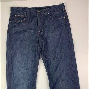 Hugo Boss Black Label Straight Jeans Size 36x31